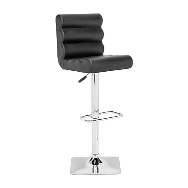 Zuo Modern Nitro Bar Chair Black (WC301377)