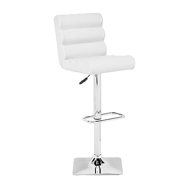 Zuo Modern Nitro Bar Chair White (WC301378)