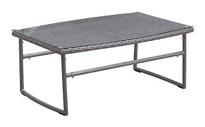 Zuo Modern Ingonish Beach Coffee Table Gray (WC703531)