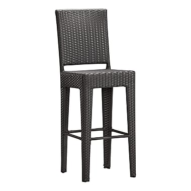 Zuo Modern Anguilla Bar Chair, 2/Pack (WC701142)