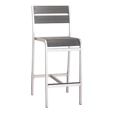 Megapolis Bar Armless Chair, 2/Pack (WC703186)