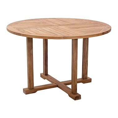 Regatta Dining Table Natural (WC703548)