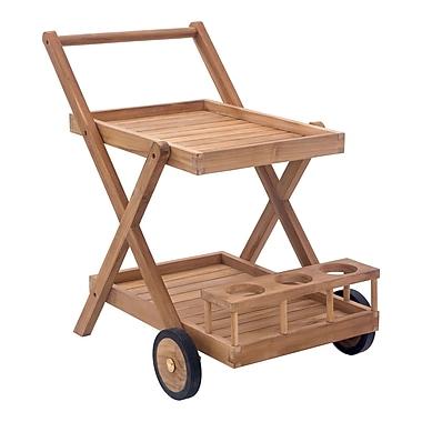 Zuo Modern – Chariot Regatta, naturel (WC703555)