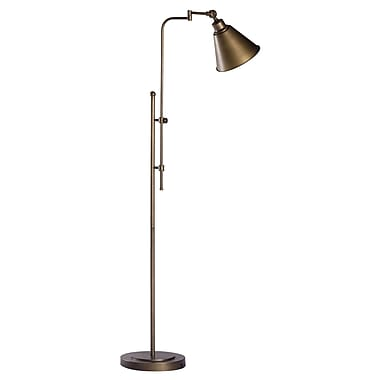 Zuo Modern Rush Floor Lamp (WC56005)