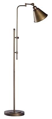 Zuo Modern Rush Floor Lamp (WC56005)