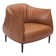 Zuo Modern Julian Occasional Chair Coffee (WC98086)