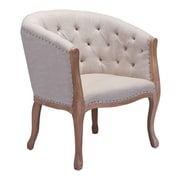 Zuo Modern Shotwell Dining Chair Beige (WC98380)