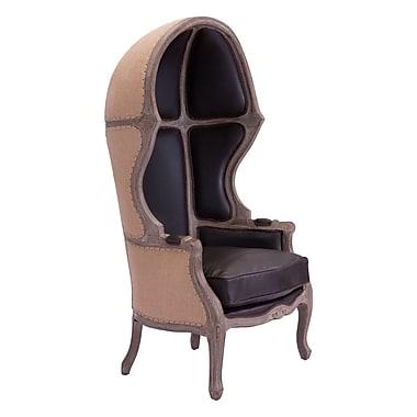 Zuo Modern – Chaise d'appoint Ellis