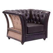 Zuo Modern Rodeo Drive Arm Chair Brown (WC98386)