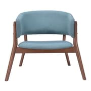 Chapel Lounge Chair Blue, 2/Pack (WC100155)