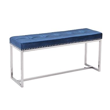 Synchrony Bench Cobalt Blue Velvet (WC100195)