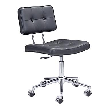 Zuo Modern Series Office Chair Black (WC100236)