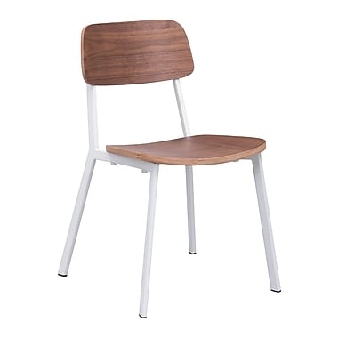 Cappuccino Dining Chair, 4/Pack (WC100245)