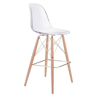 Zuo Modern Shadow Bar Chair (WC100261)