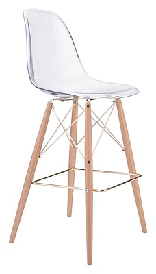 Zuo Modern Shadow Bar Chair (WC100261)
