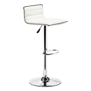 Zuo Modern Equation Bar Chair White (WC300219)