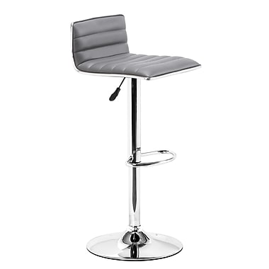 Zuo Modern Equation Bar Chair Gray (WC300220)