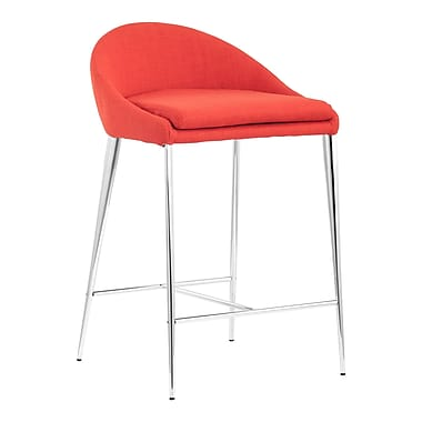 Reykjavik Counter Chair Tangerine, 2/Pack (WC300333)