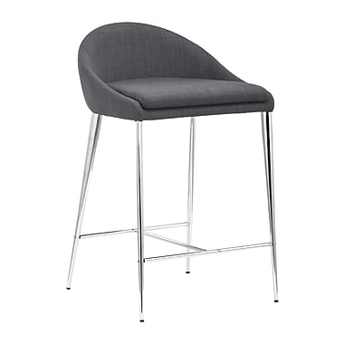Reykjavik Counter Chair Graphite, 2/Pack (WC300334)