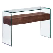Zuo Modern Shaman Console Table Walnut (WC404067)