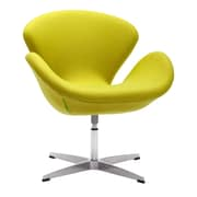 Zuo Modern Pori Arm Chair Pistachio Green (WC500312)