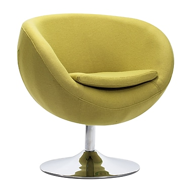 Zuo Modern Lund Arm Chair Pistachio Green (WC500323)