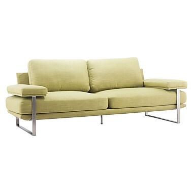 Zuo Modern Jonkoping Sofa Lime (WC900624)