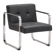 Zuo Modern Varietal Arm Chair Black (WC900641)