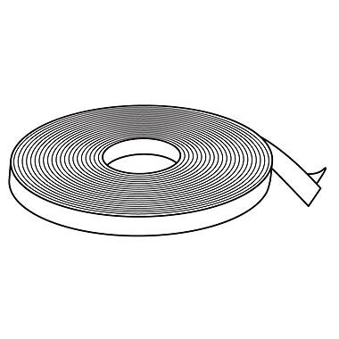 FFR Merchandising Finger Lift Double-Sided Film Tape, Permanent, 0.5