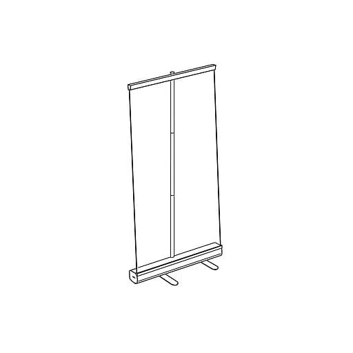 FFR Merchandising Retractable Banner Stand, (9507273346)