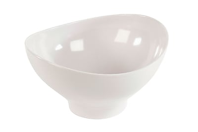 FFR Merchandising Curved Oval Bowl, 11 1/2
