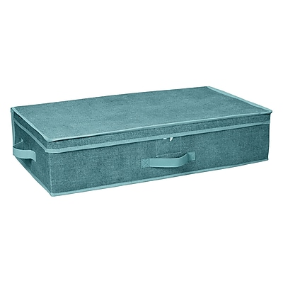 Simplify Under-the-bed Storage Box, Dustyblue (25423-Dustyblue)