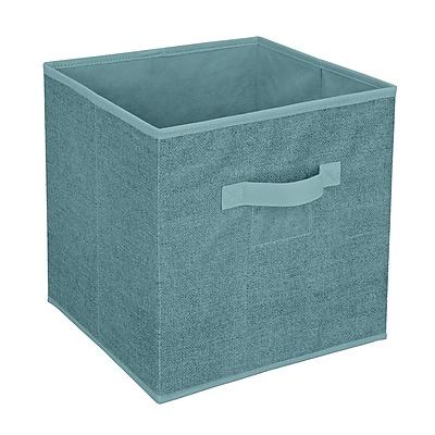 Simplify Cube Storage Box, Dustyblue (25432-Dustyblue)