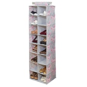 Laura Ashley 16 Pocket Shoe Organizer, Beatrice (LA-95631)