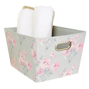 Laura Ashley Storage Tote, Beatrice (LA-95633)