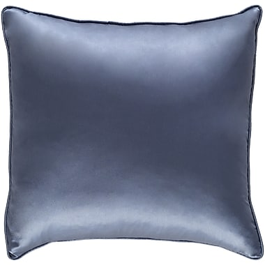 Artistic Weavers Tokyo Pree Pillow Cover; Navy Blue