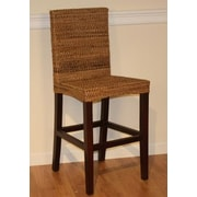ElanaMar Designs Maui 24'' Bar Stool