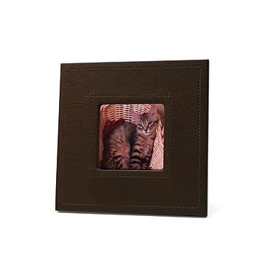 River of Goods A Pet's Life Square Picture Frame; Brown
