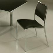 Impacterra Omni Side Chair; Black