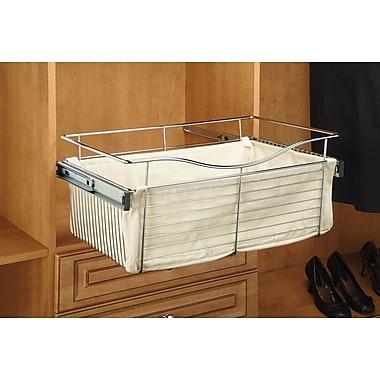 Rev-A-Shelf Closet Basket Liner; 18'' H x 30'' W x 12'' D
