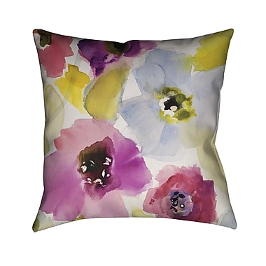 LauralHome Belle Lumiere Throw Pillow