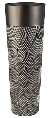 OK Lighting Mosaic Decorative Vase; 18'' H x 8'' W x 8'' D