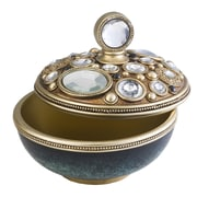 OK Lighting Bejeweled Decorative Box