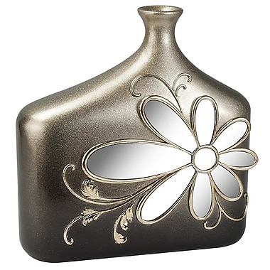 OK Lighting Glamour Decorative Vase