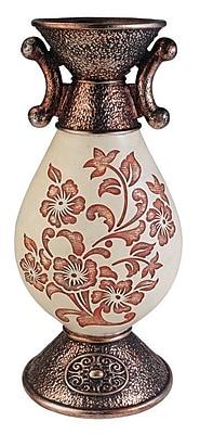 OK Lighting Floral Vase