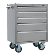 Viper Tool Storage 26''W 5-Drawer Tool Chest; Stainless Steel