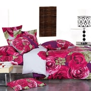 Le Vele Wish 4 Piece Full/Queen Duvet Cover Set