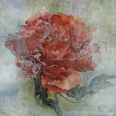 Marmont Hill 'Little Red' by Irena Orlov Painting Print on Wrapped Canvas; 24'' H x 24'' W x 1.5'' D