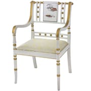 Oriental Furniture Regency Armchair