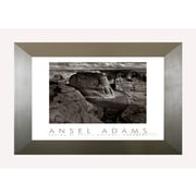 Pictures and Mirrors 'Canyon De Chelly' by Ansel Adams Framed Photographic Print